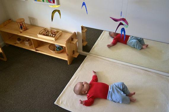 Reasons to hang Montessori Mobile?