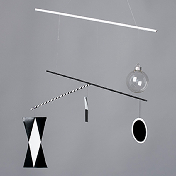 Black & White: Munari Mobile & More!